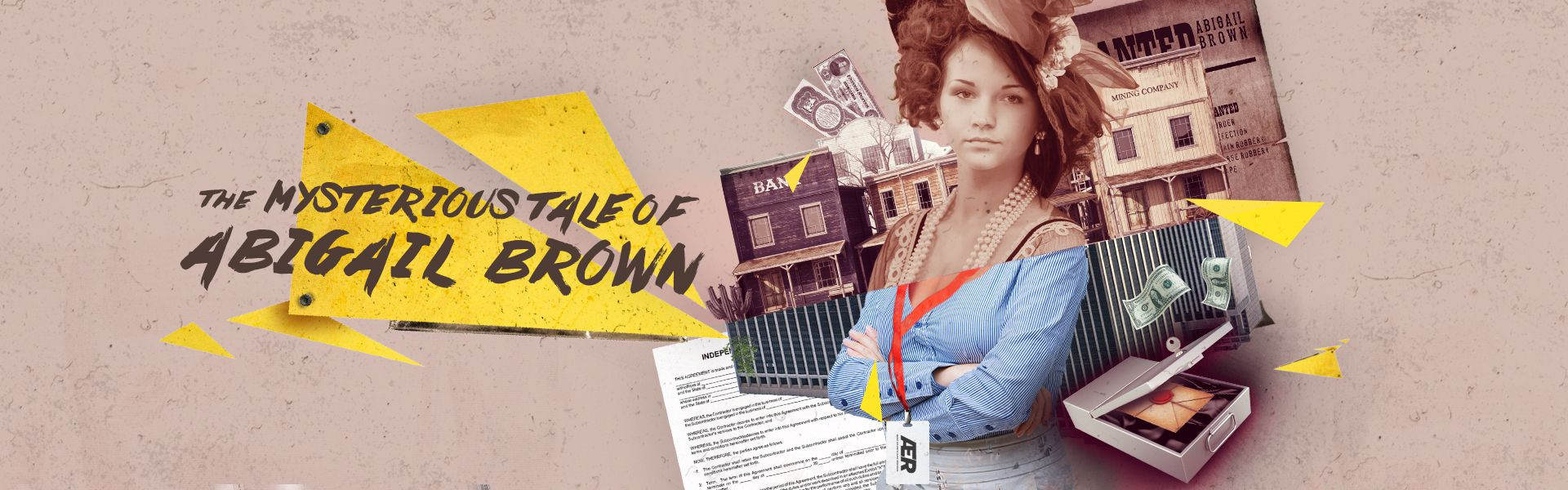 Mysterious Tale of Abigail Brown