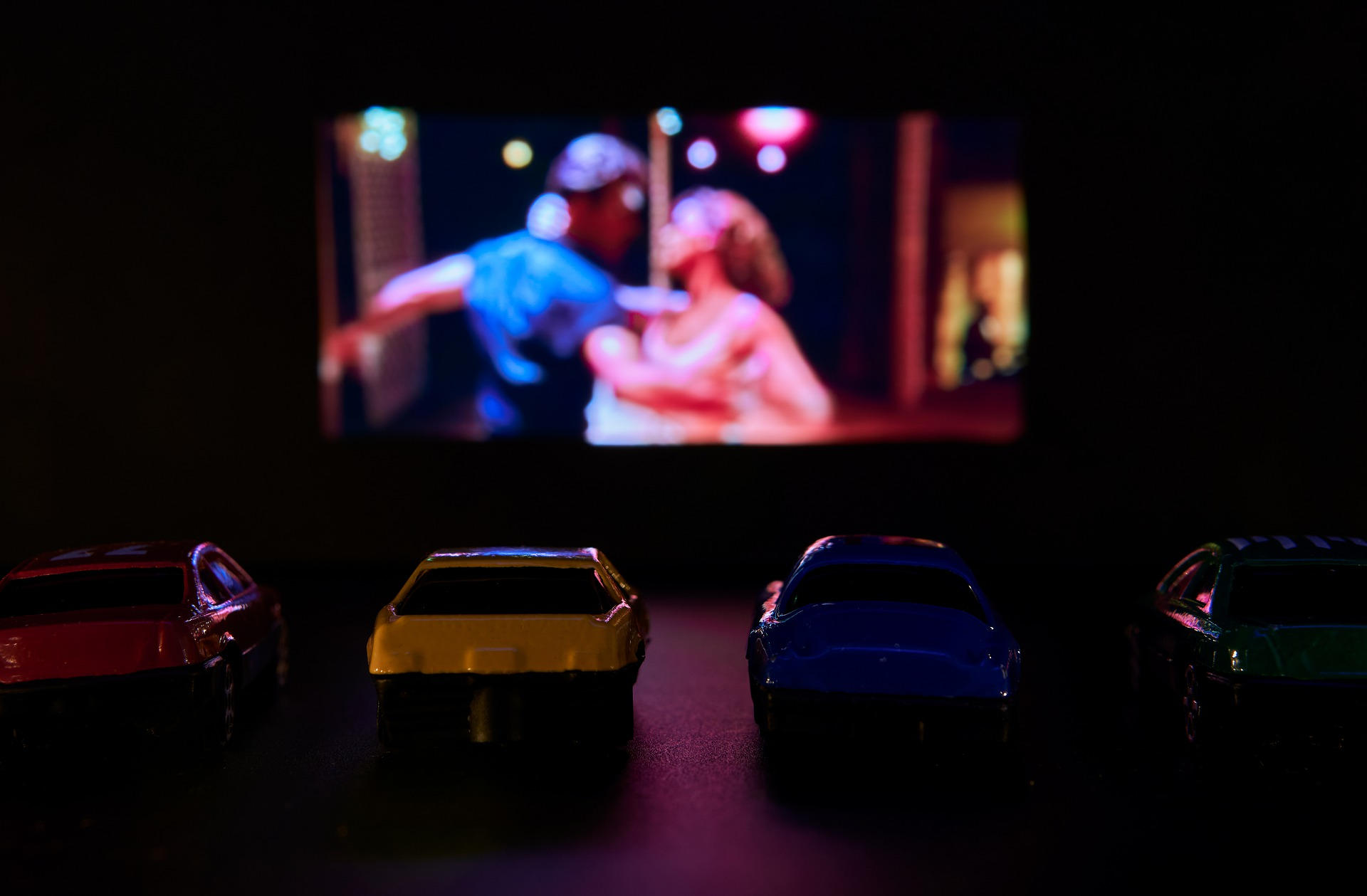 7 Fun Activities To Write In Your 2021 Calendar,. People watching a movie in a drive-in Cinema