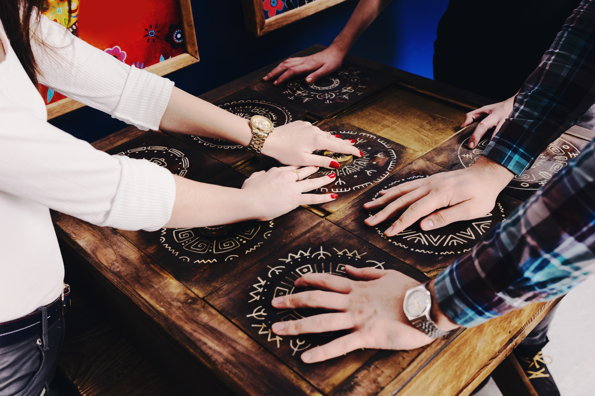 Escape room games are effective team building methods in corporate sector