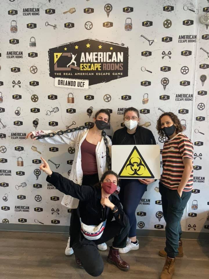 The Miami Gays played the Mad Professor's Asylum - Orlando and finished the game with 10 minutes 54 seconds left. Congratulations! Well done!
