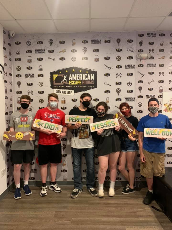 GVNG GVNG played the Mad Professor's Asylum - Orlando and finished the game with 18 minutes 57 seconds left. Congratulations! Well done!