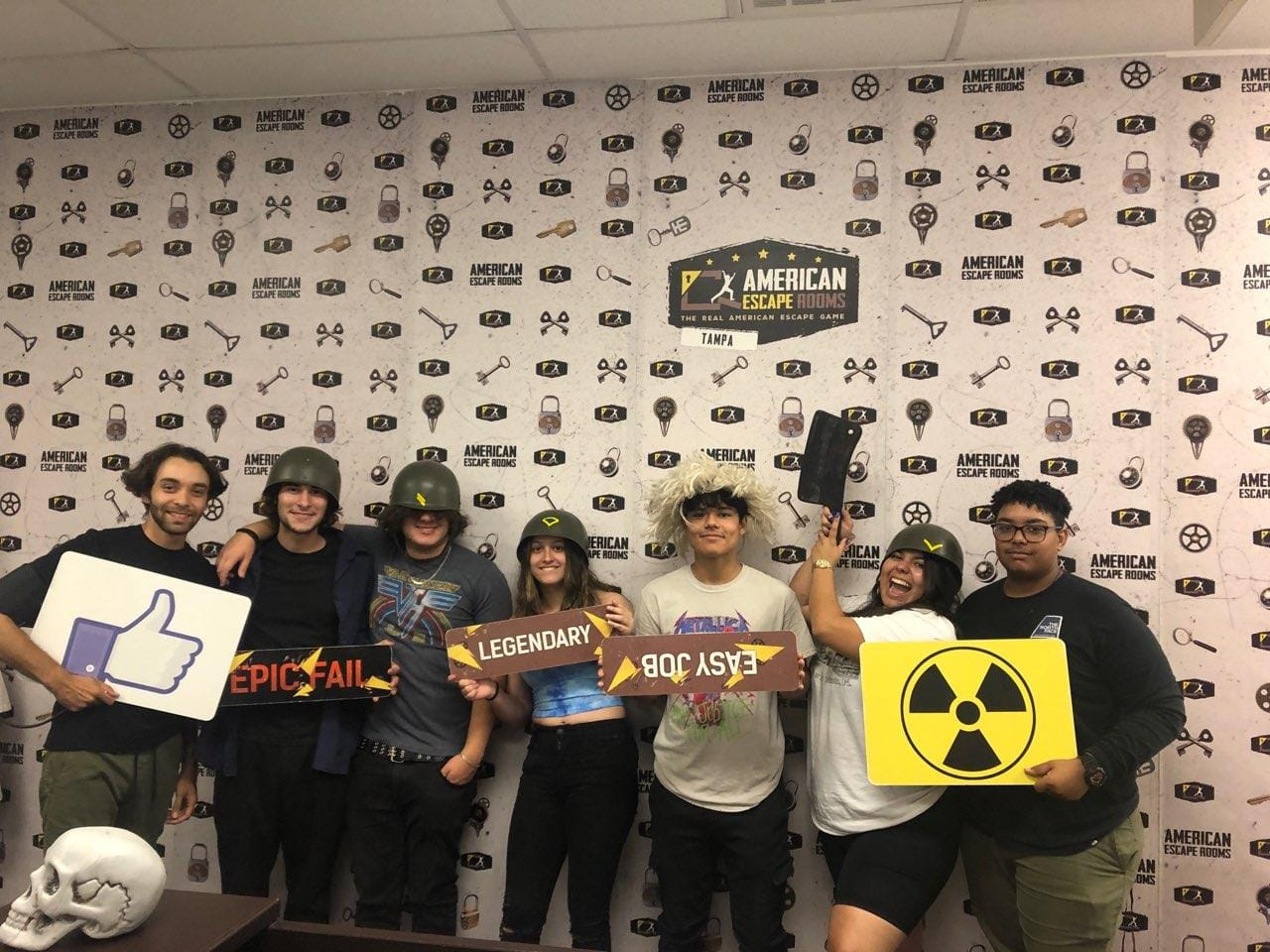 We did it played the Cold War Crisis - Tampa and finished the game with 4 minutes 4 seconds left. Congratulations! Well done!