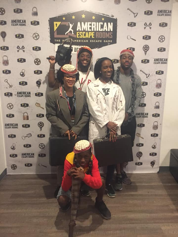 Team Hammond played the Mind-Boggling - Orlando and finished the game with 13 minutes 14 seconds left. Congratulations! Well done!