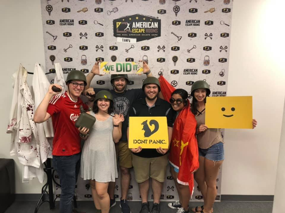 Fantastic Beasts played the Cold War Crisis - Tampa and finished the game with 4 minutes 26 seconds left. Congratulations! Well done!