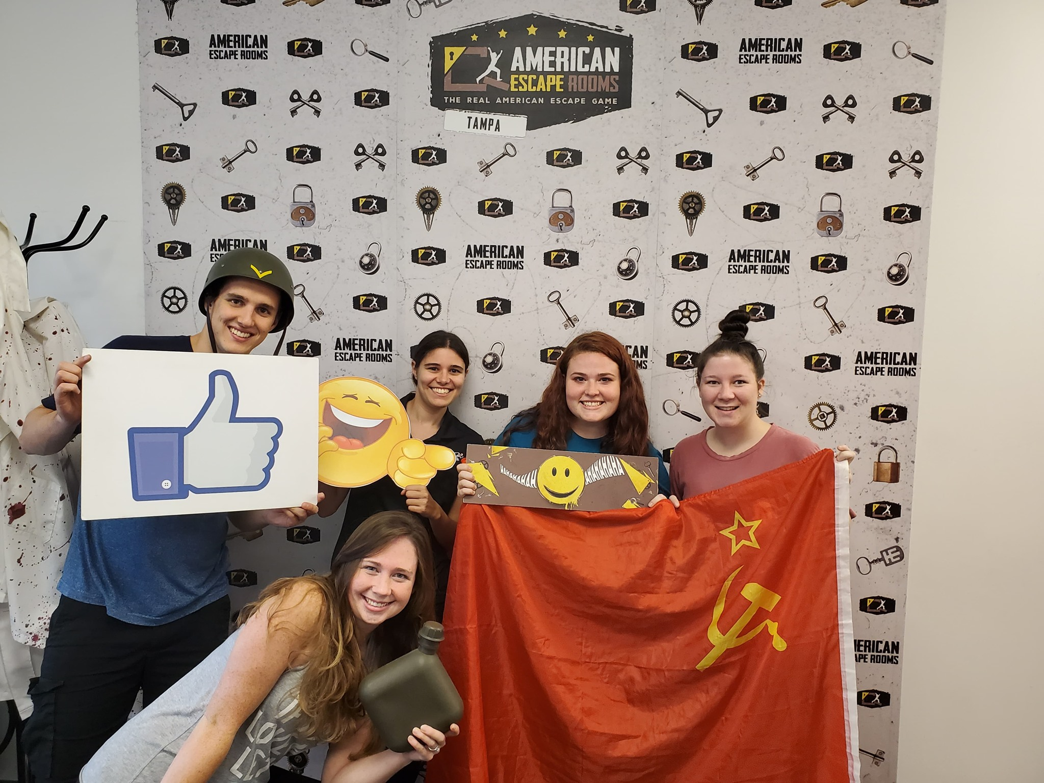 Undefeated played the Cold War Crisis - Tampa and finished the game with 15 minutes 45 seconds left. Congratulations! Well done!